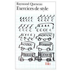 raymond queneau exercices de style