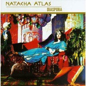 pochette Diaspora album de Natacha Atlas