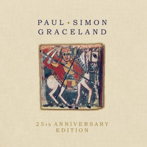 pochette album Paul Simon - Graceland