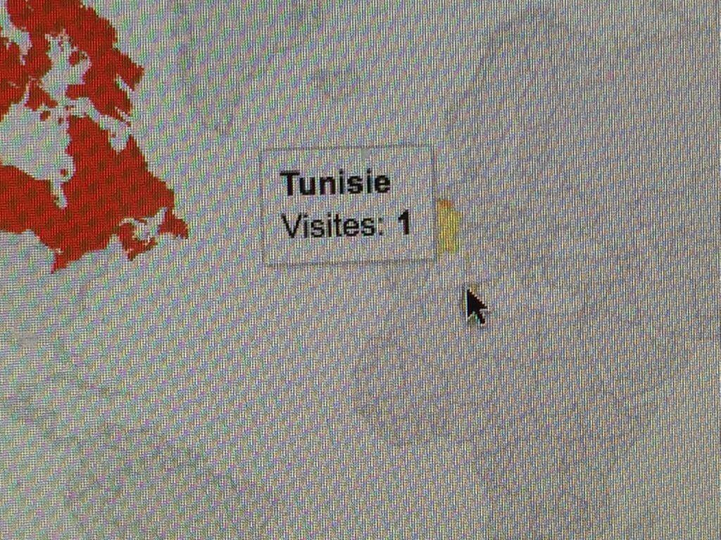 Wordpresse - lectrice tunisie