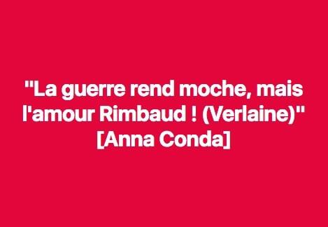 tweet Anna Conda Carnet inspirales