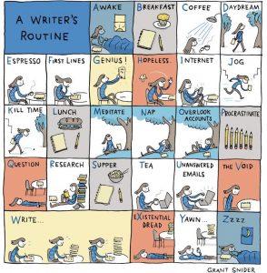Ma vie de copywriter
